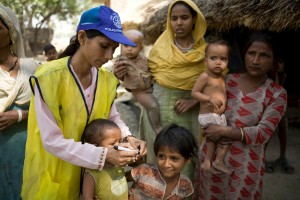 Photographer: Rajesh Kumar Singh; Courtesy of Rotary International