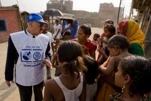Photographer: Alyce Henson; Courtesy of Rotary International